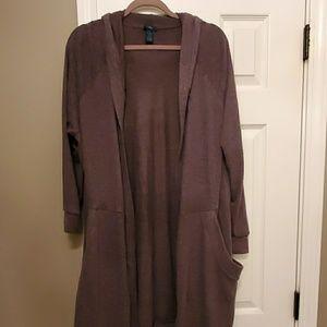 SUPER Comfy Long Sweater/Cardigan!